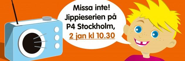 Jippieserien på P4 Radio Stockholm