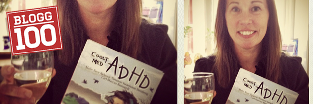 """Releasefest för """"Coolt med ADHD"""""""